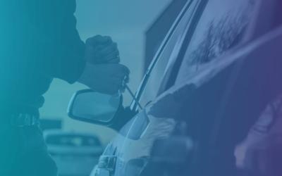 Autoschade door inbraak: wat dekt de autoverzekering?